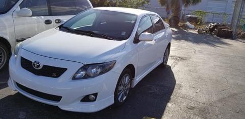 2010 toyota corolla for sale in miami fl for Selective motor cars miami