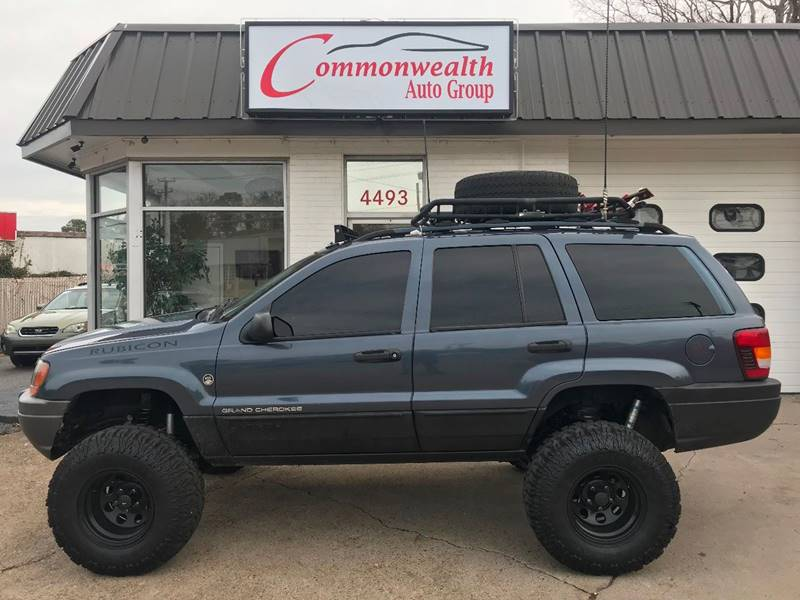 2002 Jeep Grand Cherokee 4dr Laredo 4WD SUV   Virginia Beach VA