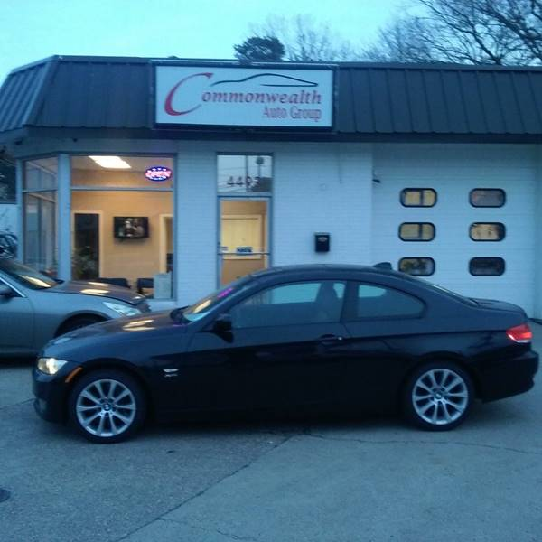 2010 bmw 3 series awd 335i xdrive 2dr coupe in virginia. Black Bedroom Furniture Sets. Home Design Ideas