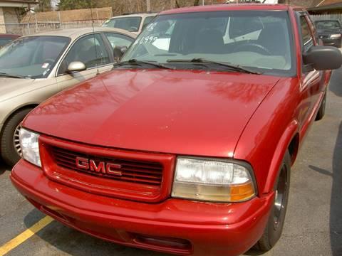 1998 GMC Sonoma for sale in Detroit, MI