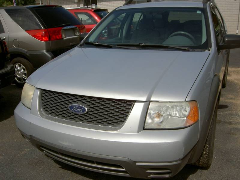 2005 Ford Freestyle Se In Detroit Mi Carathon Auto Sales Llc