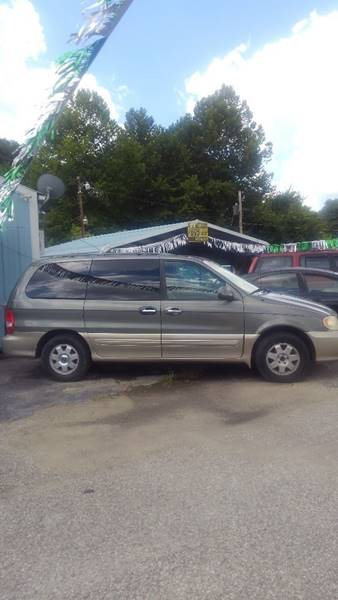 2003 Kia Sedona For Sale At B Ju0027s Auto Sales In Grayson KY