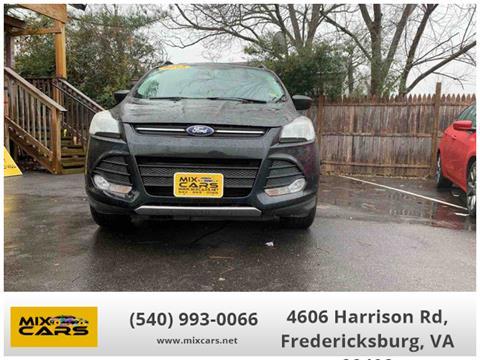 2013 Ford Escape for sale in Fredericksburg, VA