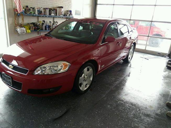 2008 Chevrolet Impala For Sale At Stonecreek Auto Sales In New Philadelphia  OH