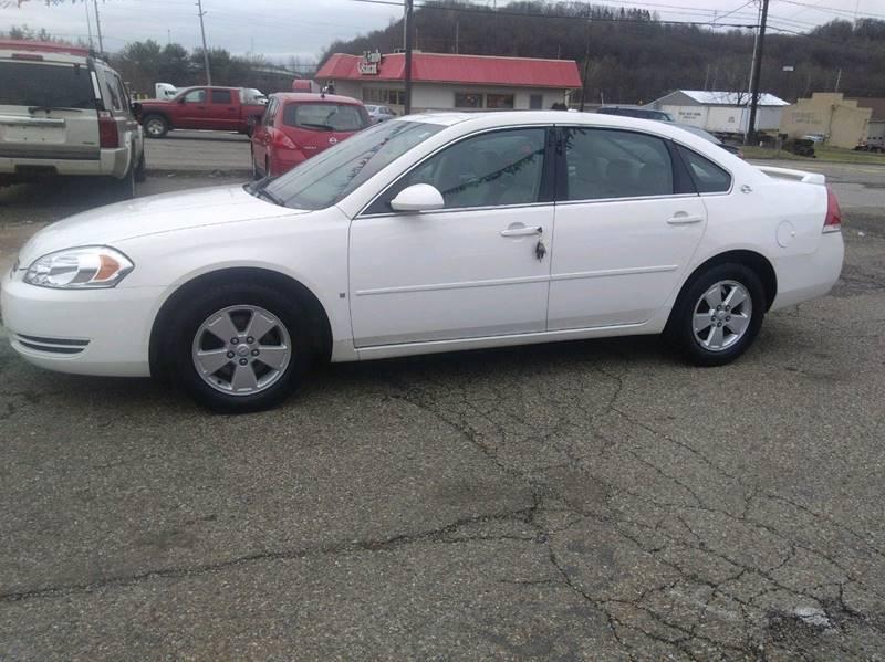 2007 Chevrolet Impala For Sale At Stonecreek Auto Sales In New Philadelphia  OH