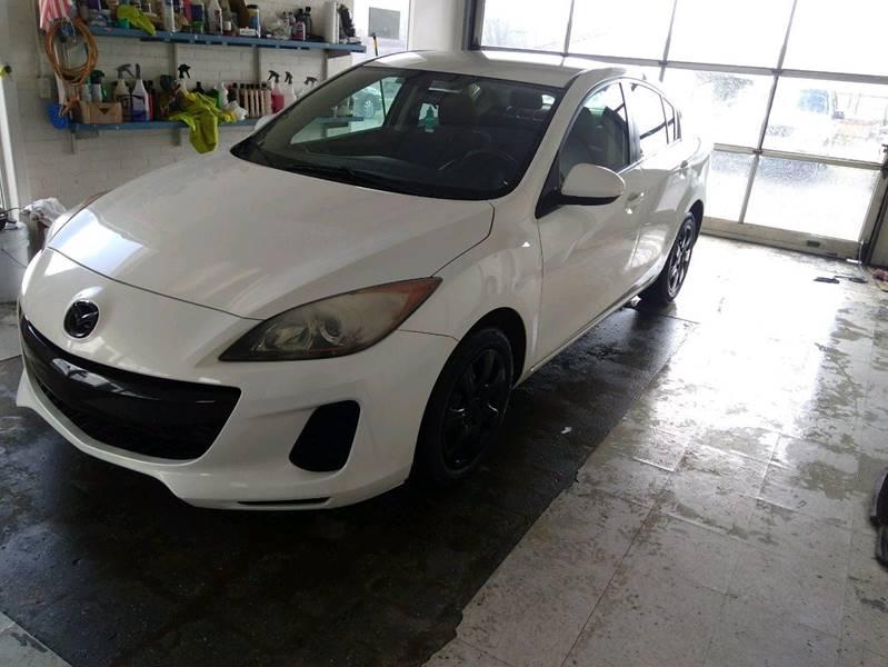 2013 Mazda MAZDA3 For Sale At Stonecreek Auto Sales In New Philadelphia OH