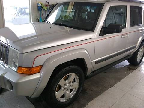 2007 Jeep Commander for sale in New Philadelphia, OH