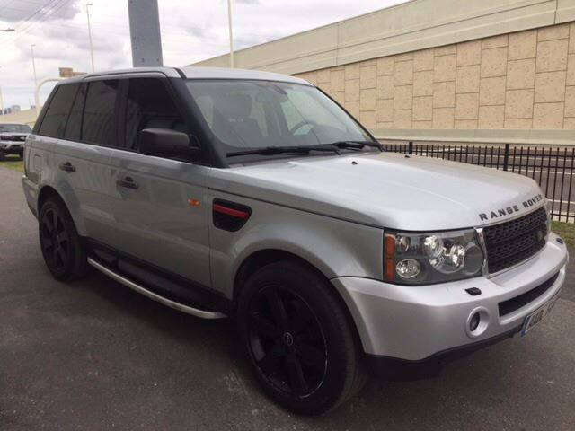 2008 land rover range rover sport hse in tampa fl. Black Bedroom Furniture Sets. Home Design Ideas