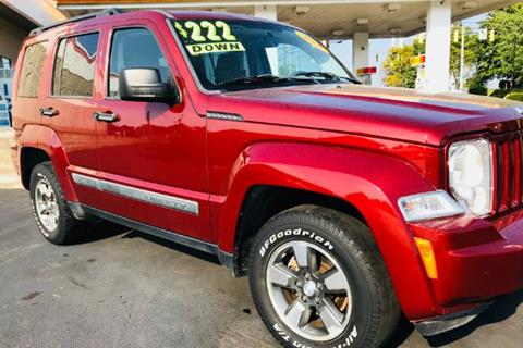 2008 Jeep Liberty for sale in Richmond, IN
