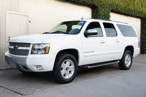 2007 Chevrolet Suburban for sale at CALIFORNIA AUTO DIRECT in Costa Mesa CA