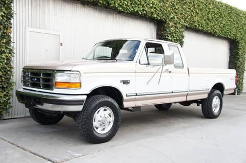 1996 Ford F-250 for sale at CALIFORNIA AUTO DIRECT in Costa Mesa CA