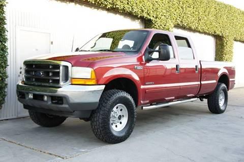2001 Ford F-350 Super Duty for sale at CALIFORNIA AUTO DIRECT in Costa Mesa CA