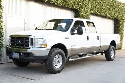 2003 Ford F-350 Super Duty for sale at CALIFORNIA AUTO DIRECT in Costa Mesa CA
