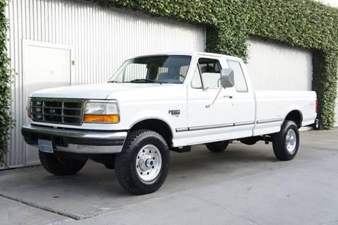 1997 Ford F-250 for sale at CALIFORNIA AUTO DIRECT in Costa Mesa CA