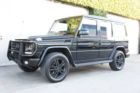 2015 Mercedes-Benz G-Class for sale at CALIFORNIA AUTO DIRECT in Costa Mesa CA