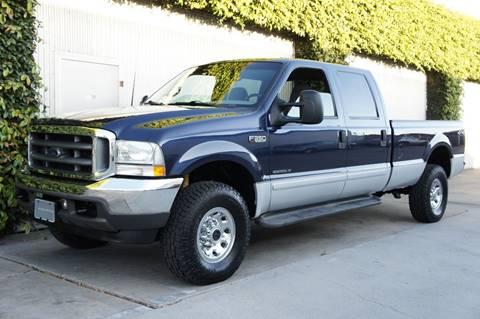 2002 Ford F-350 Super Duty for sale at CALIFORNIA AUTO DIRECT in Costa Mesa CA