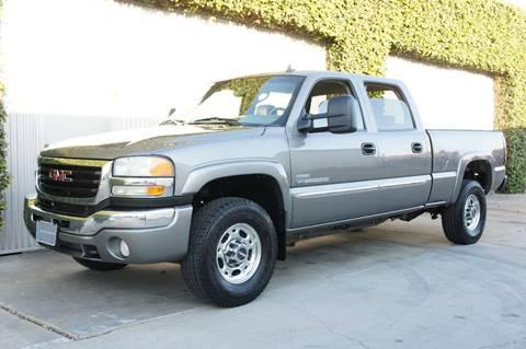 2007 GMC Sierra 2500HD Classic for sale at CALIFORNIA AUTO DIRECT in Costa Mesa CA