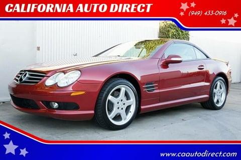 Cars For Sale in Costa Mesa, CA - CALIFORNIA AUTO DIRECT