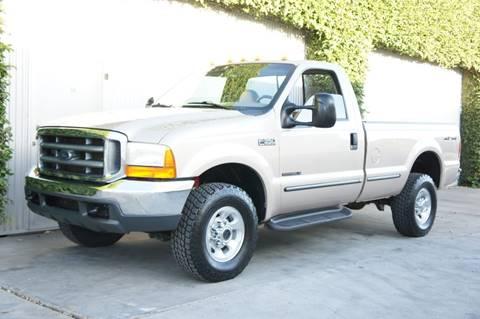 1999 Ford F-350 Super Duty for sale at CALIFORNIA AUTO DIRECT in Costa Mesa CA