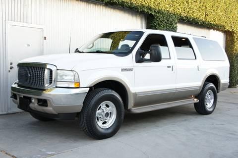 2002 Ford Excursion for sale at CALIFORNIA AUTO DIRECT in Costa Mesa CA