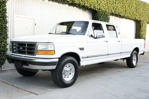 1997 Ford F-350 for sale at CALIFORNIA AUTO DIRECT in Costa Mesa CA
