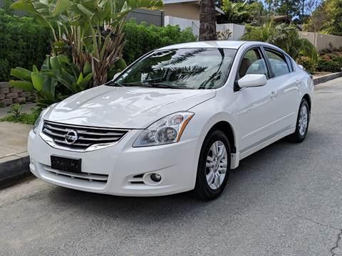 2012 Nissan Altima for sale at CALIFORNIA AUTO DIRECT in Costa Mesa CA