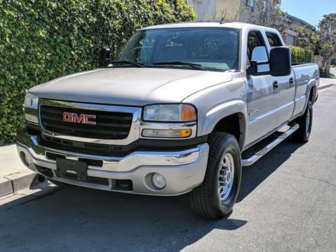 2006 GMC Sierra 3500 for sale at CALIFORNIA AUTO DIRECT in Costa Mesa CA
