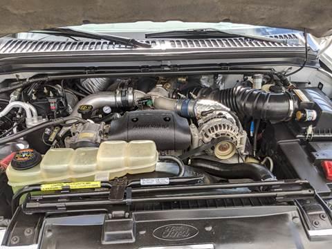 2000 Ford F-350 Super Duty