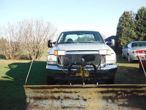 2000 Ford F-250 for sale at Vicki Brouwer Autos Inc. in North Rose NY