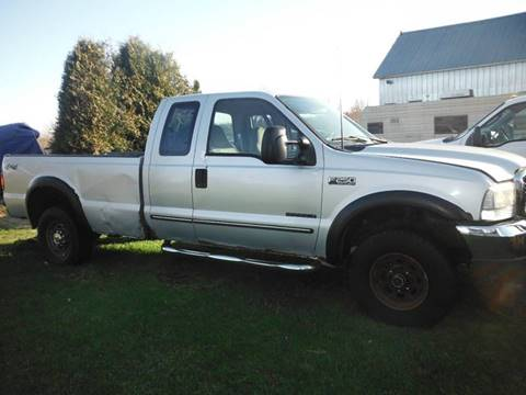 2000 Ford F250 Ford F250 Superduty for sale at Vicki Brouwer Autos Inc. in North Rose NY