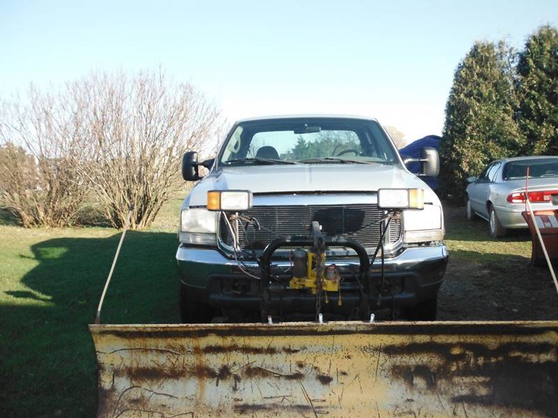 2000 Ford F-250 Super Duty for sale at Vicki Brouwer Autos Inc. in North Rose NY