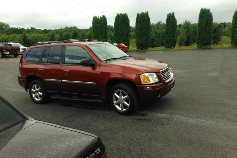 2007 GMC Envoy for sale at Vicki Brouwer Autos Inc. in North Rose NY