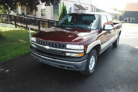 2000 Chevrolet Silverado 1500 for sale at Vicki Brouwer Autos Inc. in North Rose NY