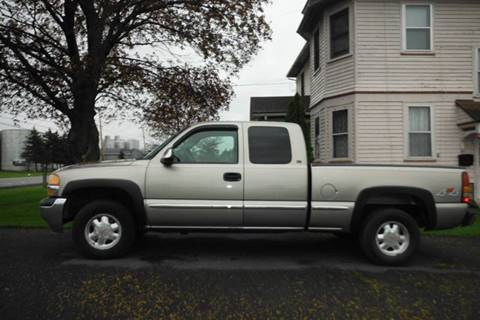 1999 GMC Sierra 1500 for sale in North Rose, NY