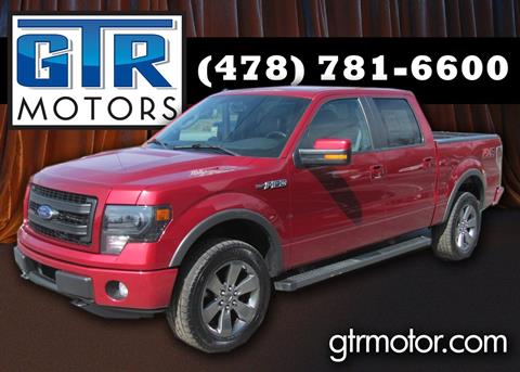 ford f 150 for sale in macon ga