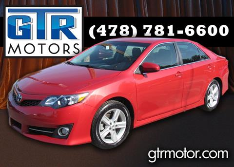 2014 Toyota Camry for sale in Macon, GA