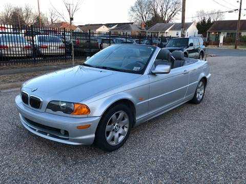 BMW Series For Sale Carsforsalecom - 2001 bmw convertible