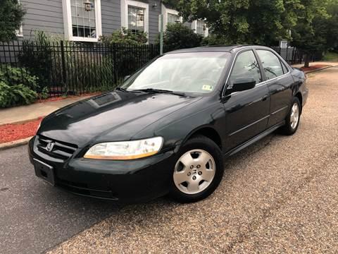 2001 Honda Accord for sale at Super Auto Sales & Service in Fredericksburg VA