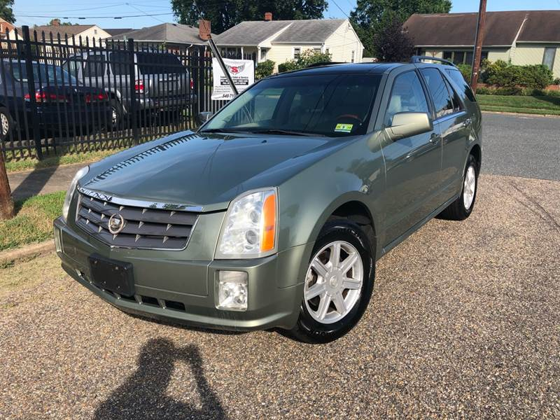 2004 Cadillac Srx In Fredericksburg Va Super Auto Sales Services