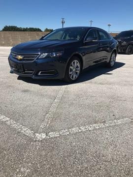 2017 Chevrolet Impala for sale in Dallas, TX