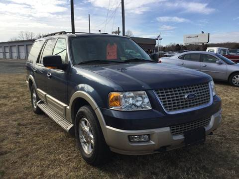 2005 Ford Expedition for sale at Burton's Automotive in Fredericksburg VA