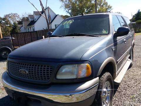 Ford Expedition For Sale In Fredericksburg Va