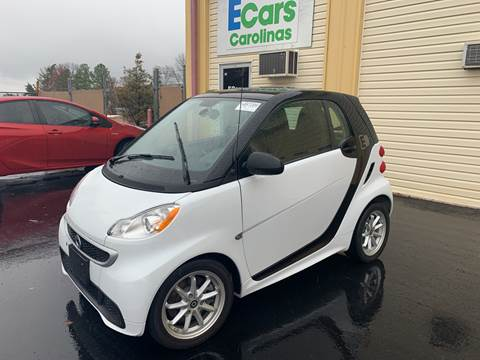 2016 Smart fortwo electric drive for sale in Fort Mill, SC