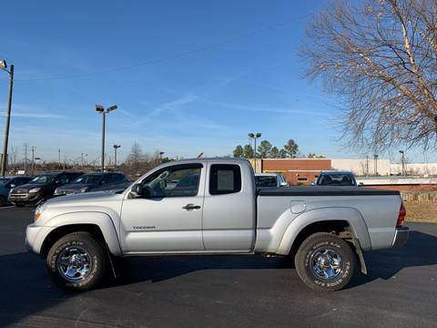 2005 Toyota Tacoma for sale in Fort Mill, SC