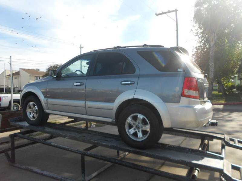2005 Kia Sorento For Sale At P U0026 N AUTO SALES LLC In Corpus Christi TX