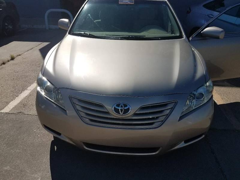 2009 Toyota Camry For Sale At P U0026 N AUTO SALES LLC In Corpus Christi TX