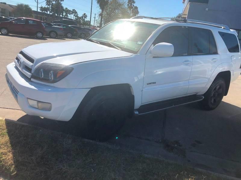 2004 Toyota 4Runner For Sale At P U0026 N AUTO SALES LLC In Corpus Christi TX