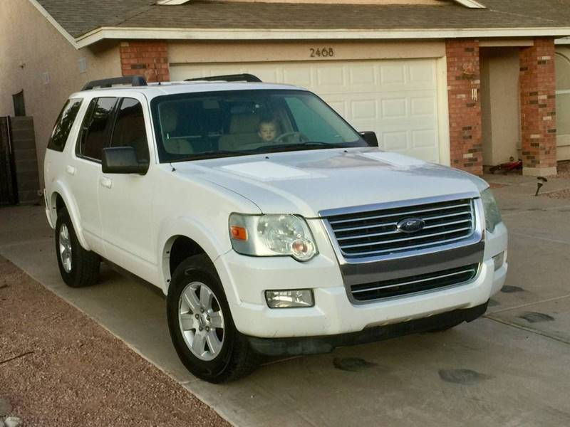 2010 ford explorer xlt in phoenix az - goodride llc