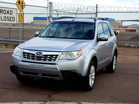 2012 Subaru Forester for sale in Phoenix, AZ