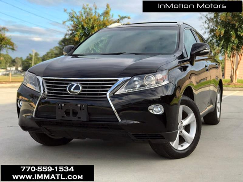 certified at awd spot blind camera detail lexus rx navi used